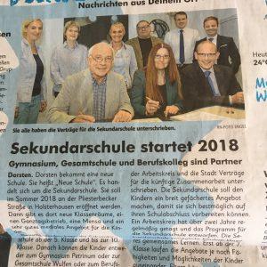 Neue Schule Dorsten startet 2018