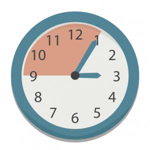 Lerneinheiten von 65 Minuten