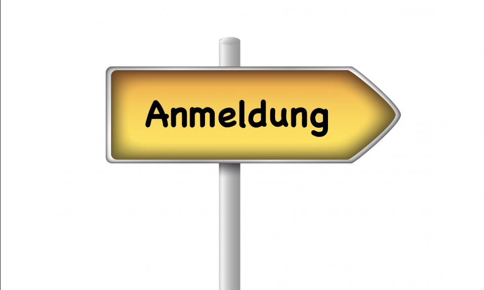 """Anmeldetermine """"neue 5"""""""