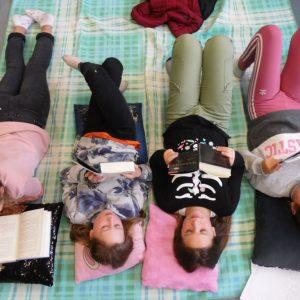 Unsere Schüler lesen für Unicef