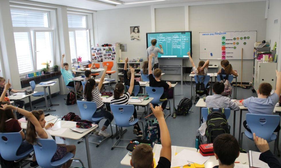 Der Unterricht an der Neuen Schule Dorsten