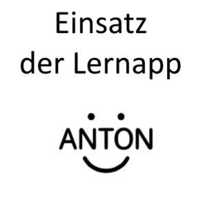 Anleitung ANTON