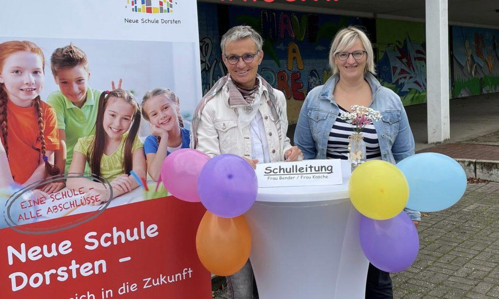Infoveranstaltung für Eltern, deren Kinder von der Grundschule an die weiterführende Schule wechseln… 5. Oktober oder 25. Oktober 2021